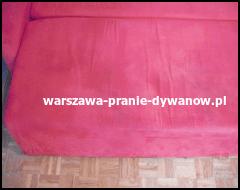 ceny prania warszawa
