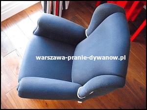 ochota pranie foteli