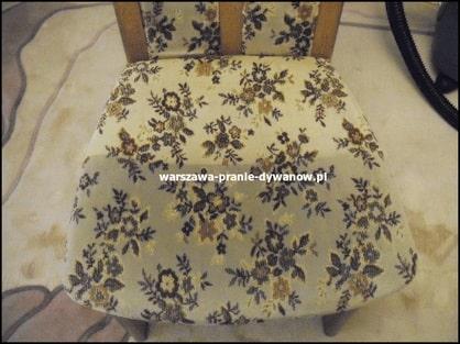 pranie tapicerki grochów