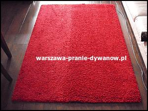 wawer pranie dywanów