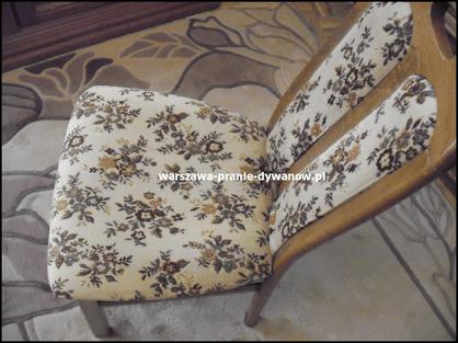 wilanów pranie tapicerki
